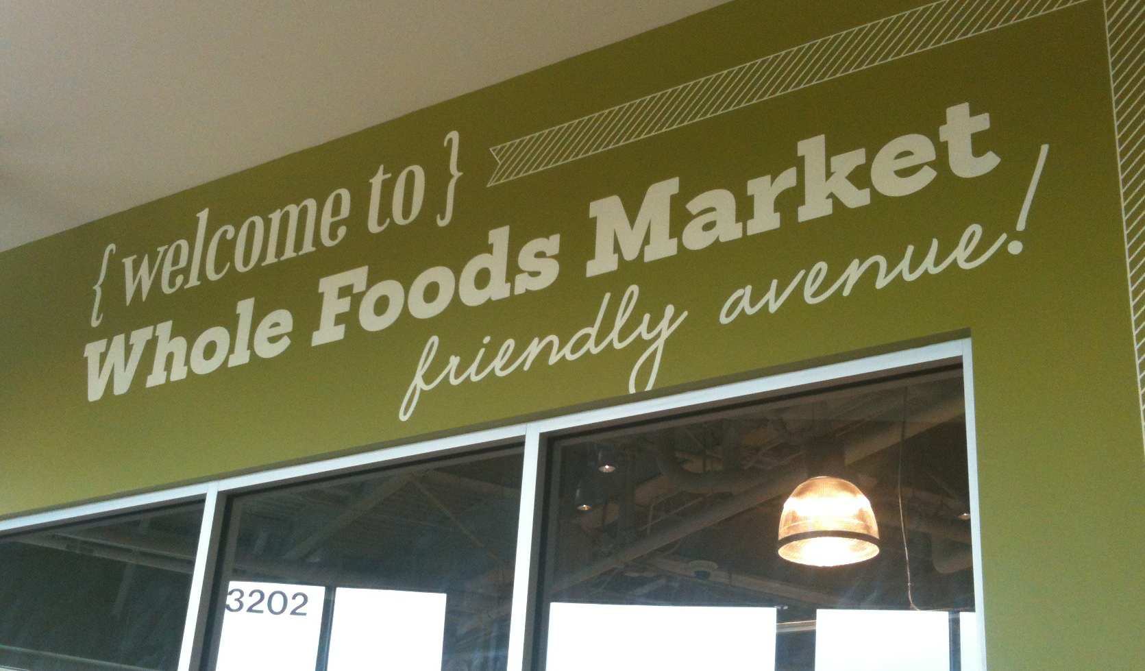 Whole Foods Market at Friendly Center in Greensboro, North Carolina