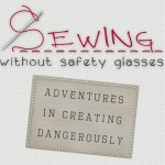 Danielle Hatfield - Sewing without safety glasses