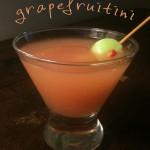 Danielle Hatfield's Grapefruitini