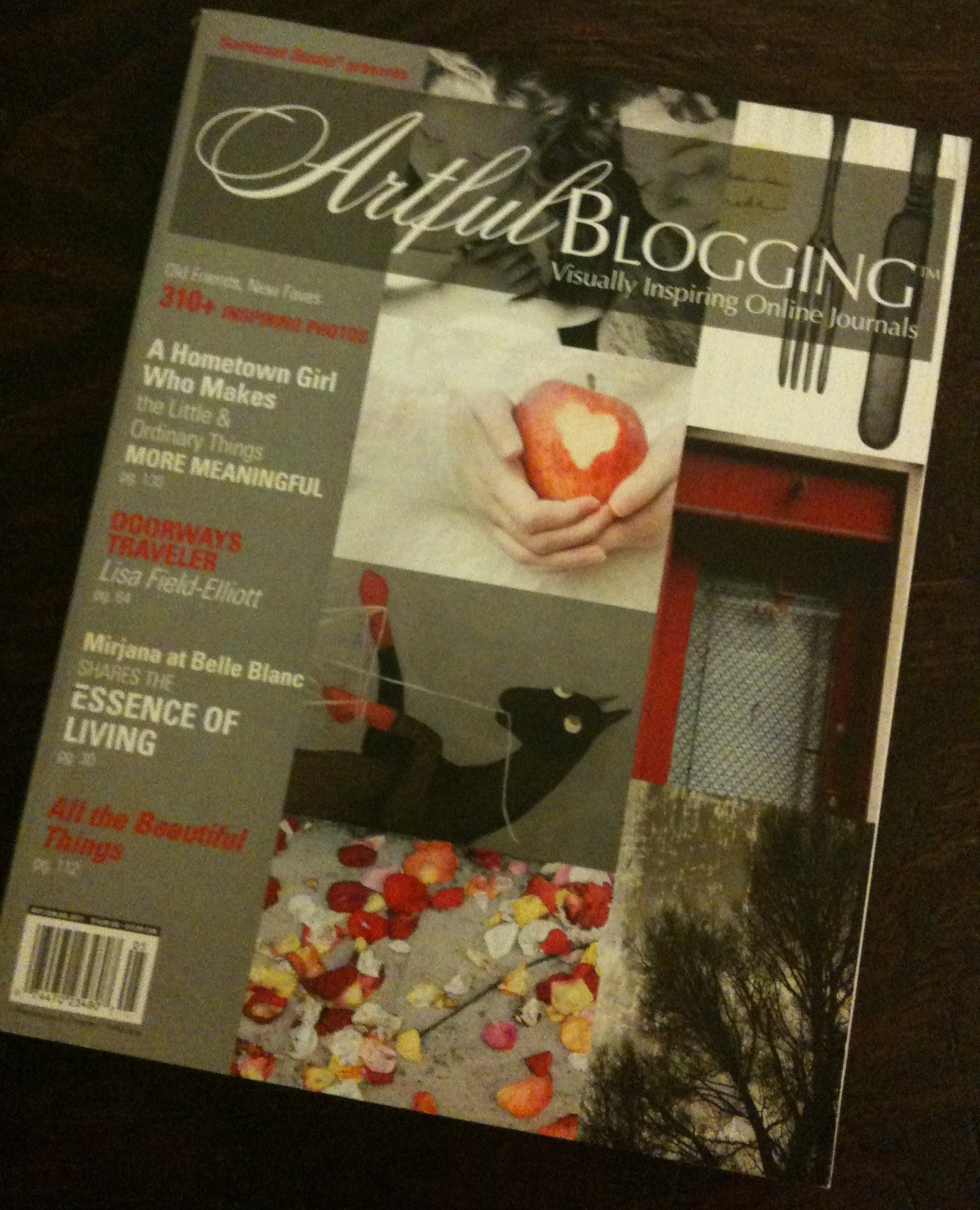 Inspiring Others: 5 Ways Artful Blogging Can Strengthen Your Readership