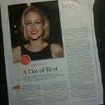 Tips to live your best life from Oprah.com and Leelee Sobieski