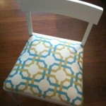 danielle hatfield's goodwill drab to fab chair after