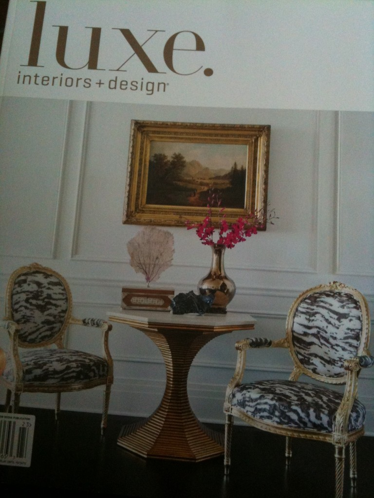 Luxe Interiors + Design Magazine™