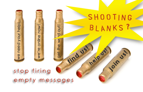 Shooting Blanks : The Importance of Educating Your Brand Advocates