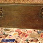 back of the tea chest