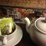 danielle hatfield's DIY postage tea chest