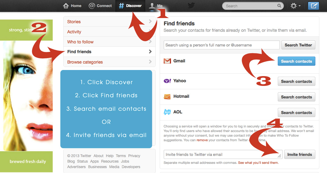 Twitter-Find-Friend-Feature