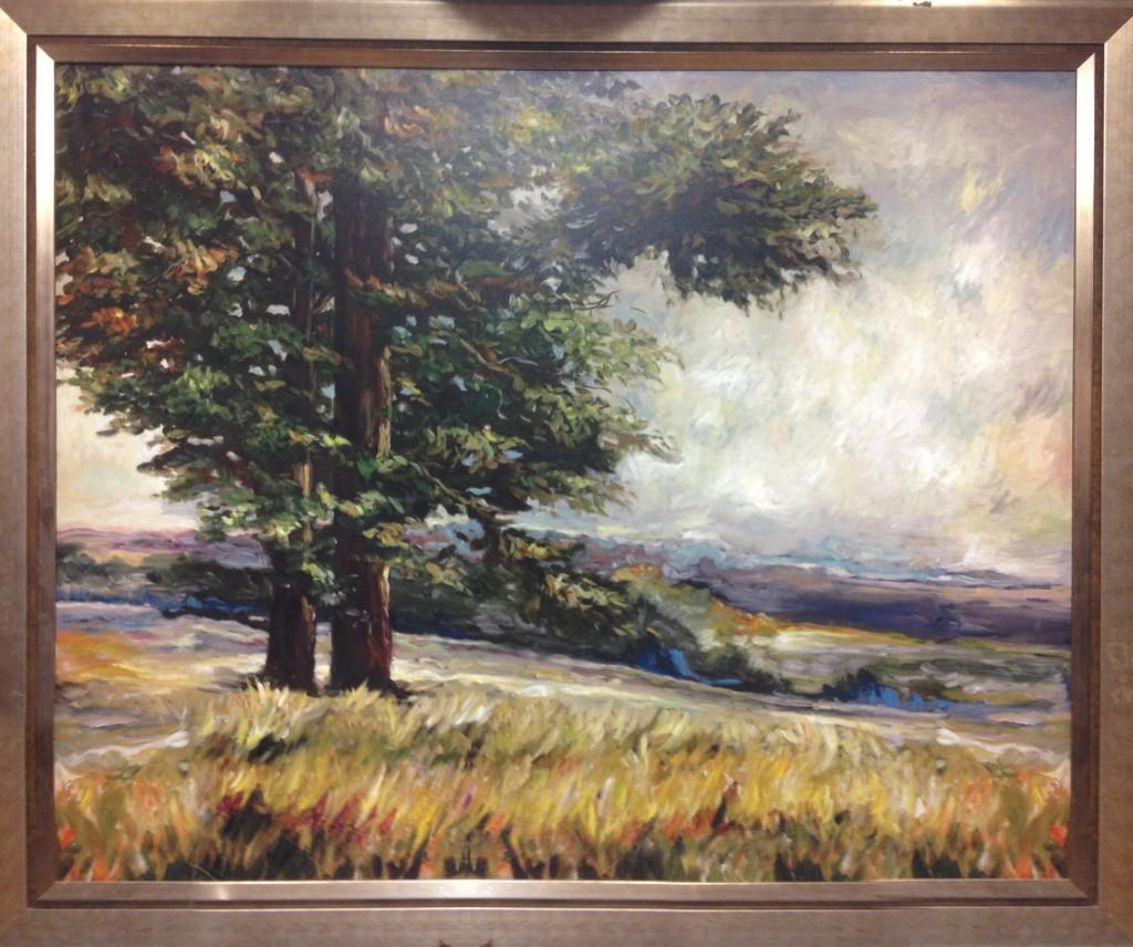 Painting-NC-Memorial