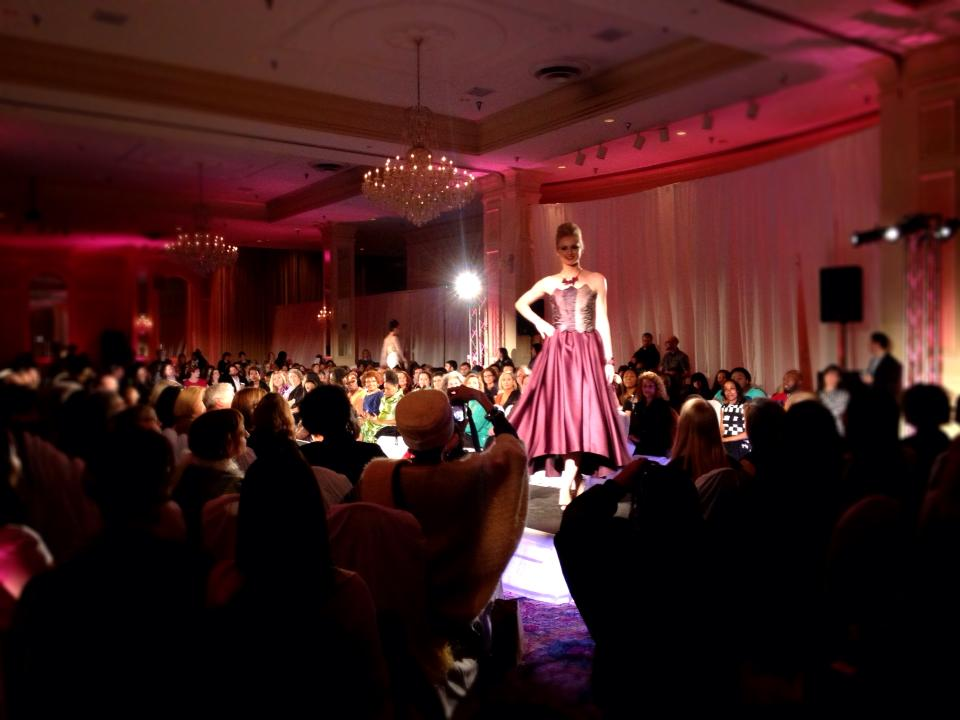 From Goodwill Rock the Runway to Responsible Refashioning