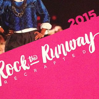 DIY Recrafted Fashion: Inspiration from #GoodwillRTR 2015
