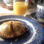Danielle Hatfield's Apple-Cinnamon and Brown Sugar Pocket Pies