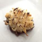Danielle Hatfield's Coconut, Vanilla and Walnut Macaroons