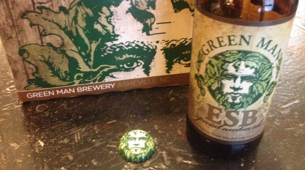 Green Man ESB Speical Amber Ale