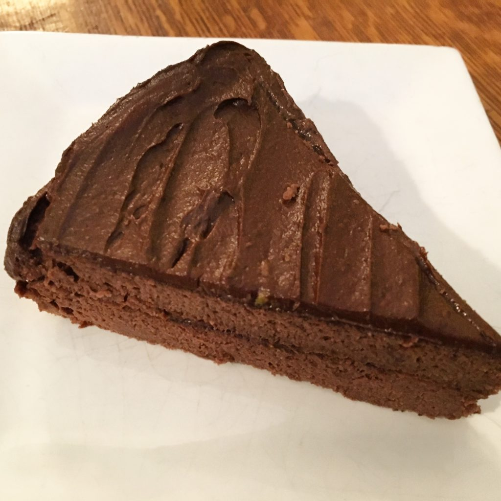 Gluten Free Sugar Free Avocado Chocolate Cake Recipe