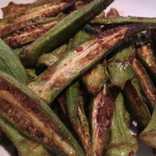 Recipe: Black River Creole Baked Okra