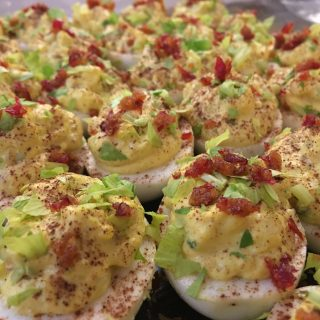 Recipe: SPICY Deviled Eggs