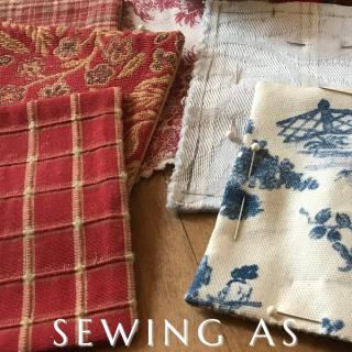 Sewing as Meditation | Danielle Hatfield